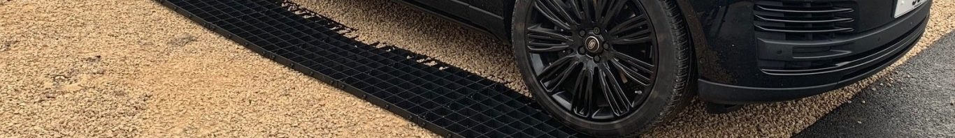 ECODRIVE500 GRIDS Plastic Parking Reinforcement £8 / SQ/M