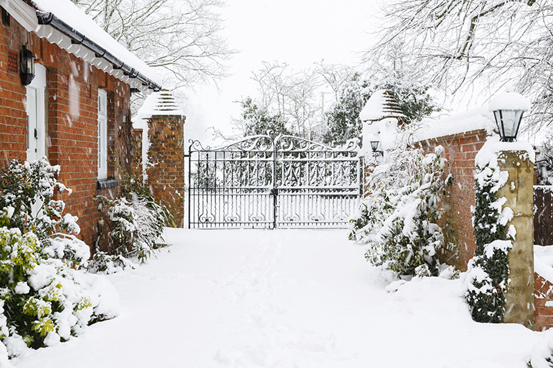 PREPARING YOUR DRIVEWAY FOR WINTER