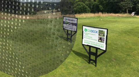 EcoRubber Grass Track Mats